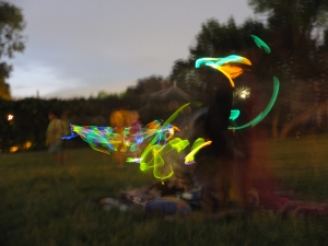 Leuchtkinder
