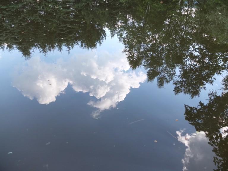 Wasserwolke